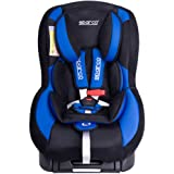 Sparco Corsa F500K Child Seat Group 0+1 Blue (0-13Kg) -[00923Az]