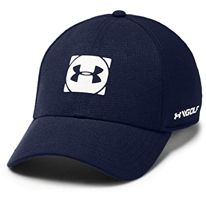 Under Armour Mens Official Tour Cap 3.0 Gorra, Hombre, Azul (Academy/White