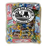 Jolly Rancher and Airhead Mini Hard and Chewy Candy Bundle (2 pound)