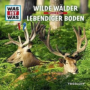 Wilde Wälder / Lebendiger Boden (Was ist Was 54) Hörspiel