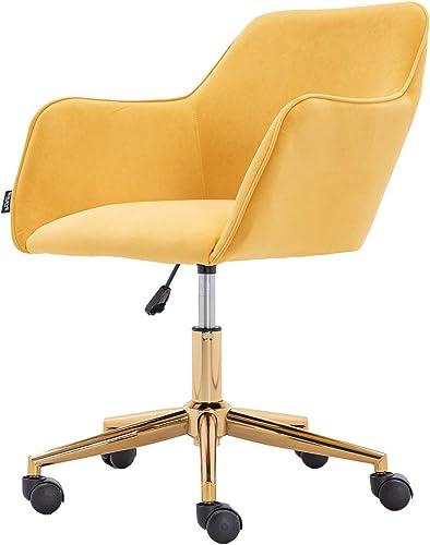 Velvet Home Office Chair