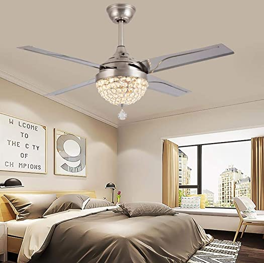 TiptonLight Modern Ceiling Fan