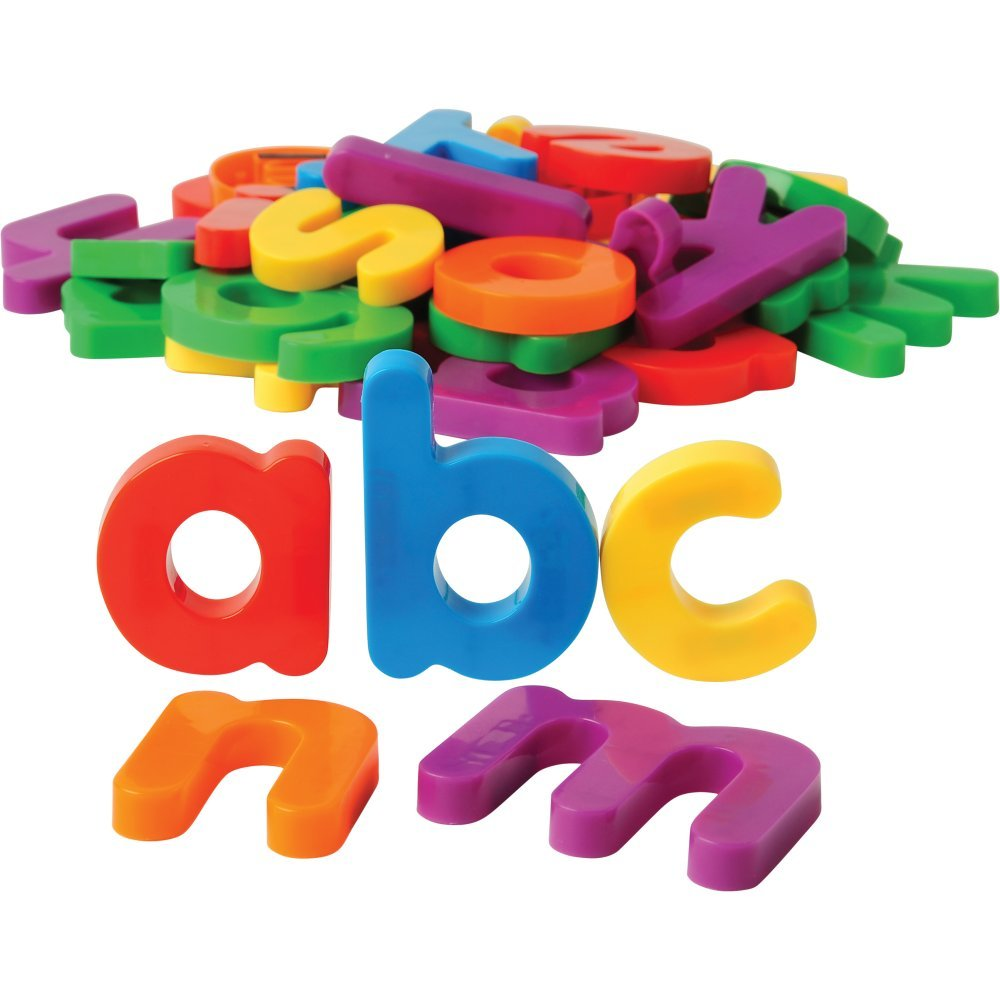 Lowercase US Toy /& Constuctive Playthings BKM-303 Giant Magnetic Letters