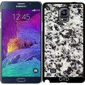 Funda para Samsung Galaxy Note 4 (N910) - Textura De Granito by Carsten Reisinger
