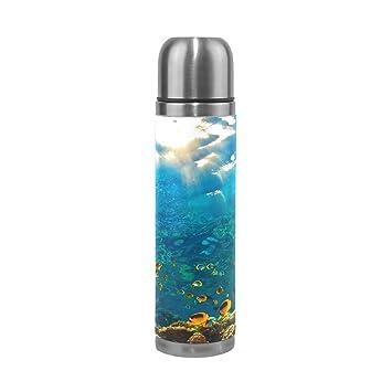 Amazon.com: U Life - Botella térmica para agua caliente ...