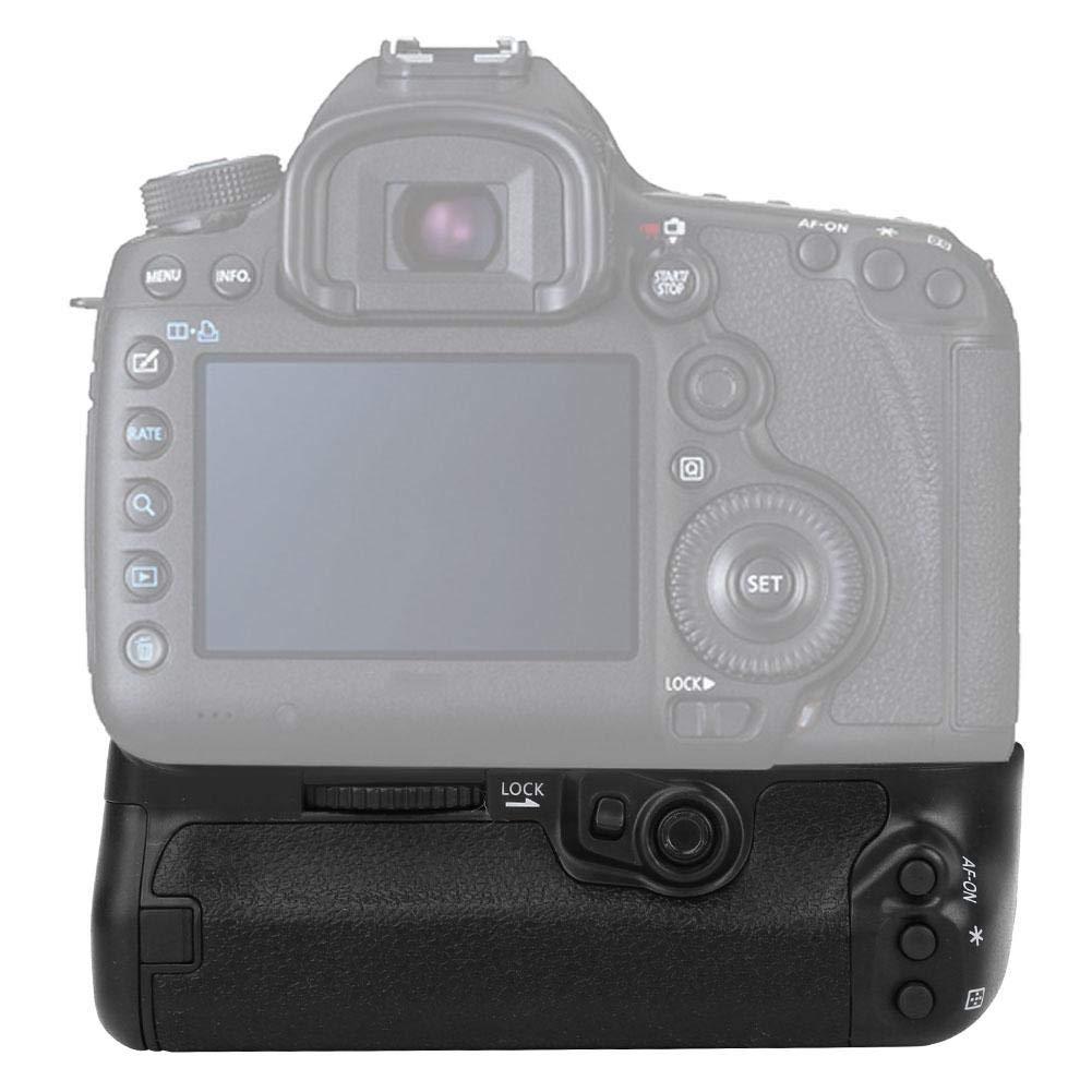 Agarre de batería para cámara portátil con Agujero de Tornillo de ...