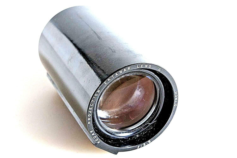 KODAK EKTAR Lente de 5 Pulgadas para Todos los proyectores Kodak ...