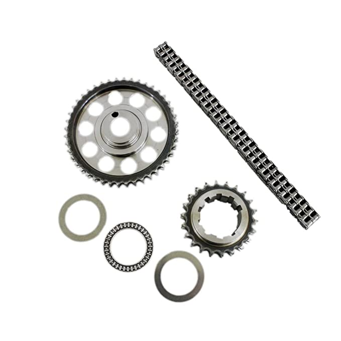 Cloyes C-3079X Heavy Duty Double Roller Timing Set for Big Block Ford