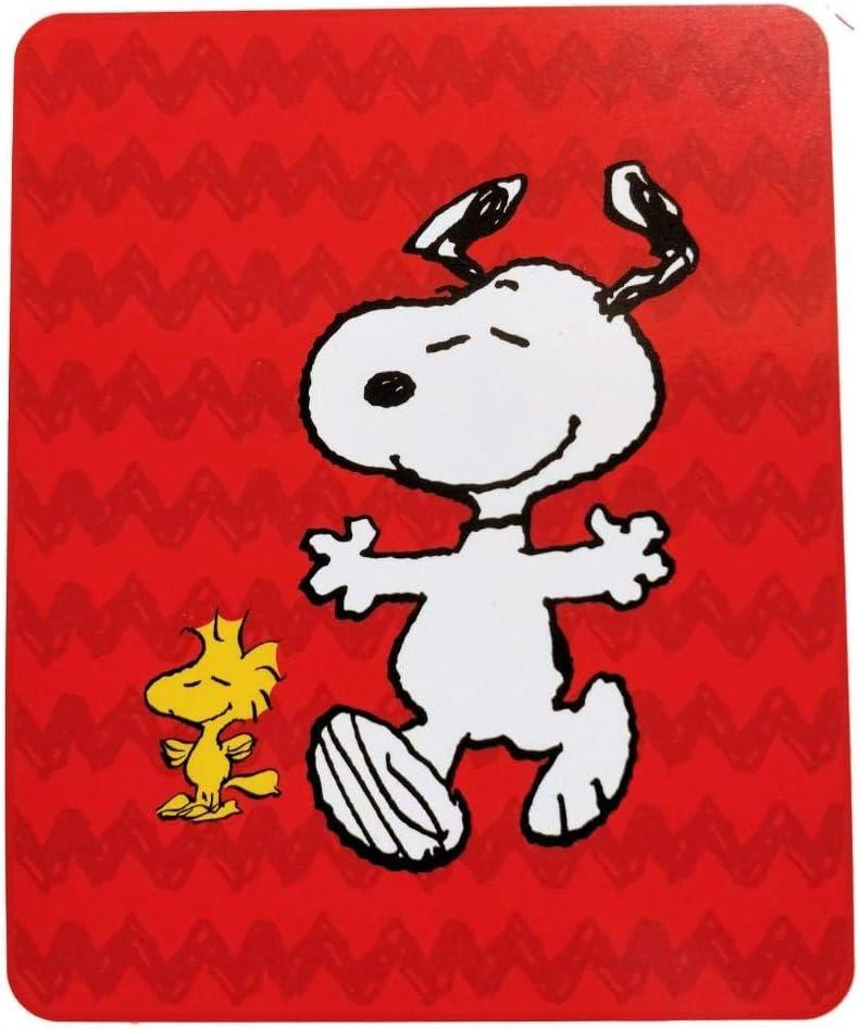 Kanguru Plaid Snoopy Blanket Super Soft Cozy Fluffy Warm Throw Fleece Blank