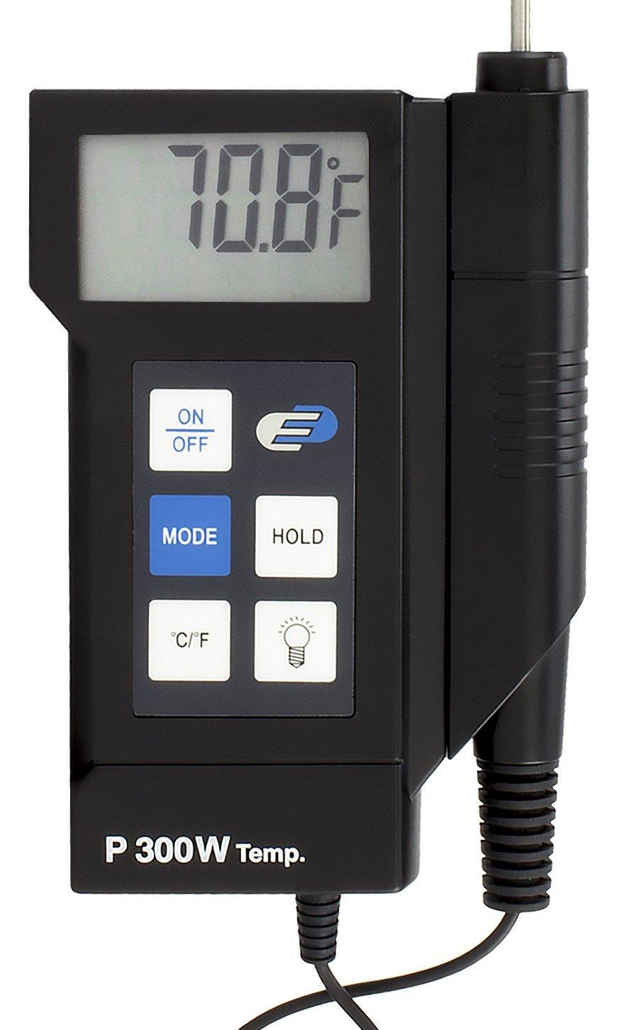 TFA 31.1020 - Termómetro digital con sonda, conforme EN13485: Amazon.es: Jardín