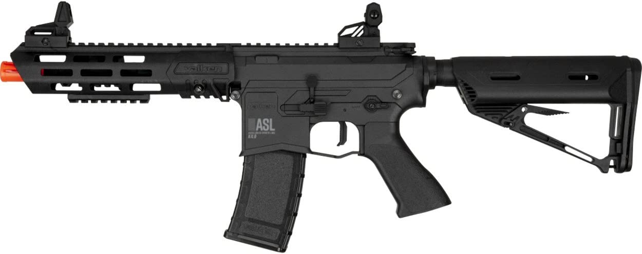 Valken ASL Kilo M4 6mm AEG Airsoft Rifle – Black