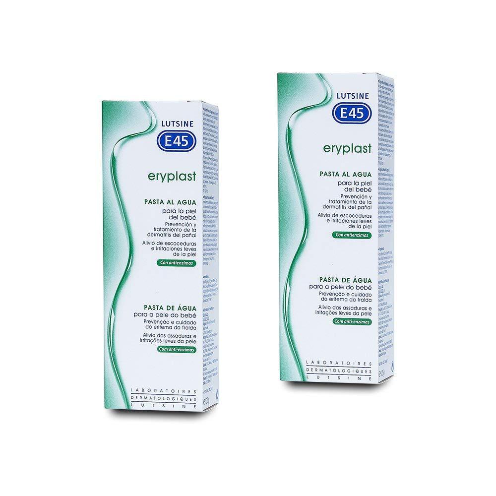 Lutsine Eryplast Pasta al Agua - 2 x 125 ml: Amazon.es: Salud y cuidado personal