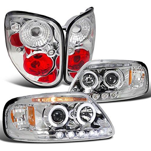 99 f150 headlights clear - 6