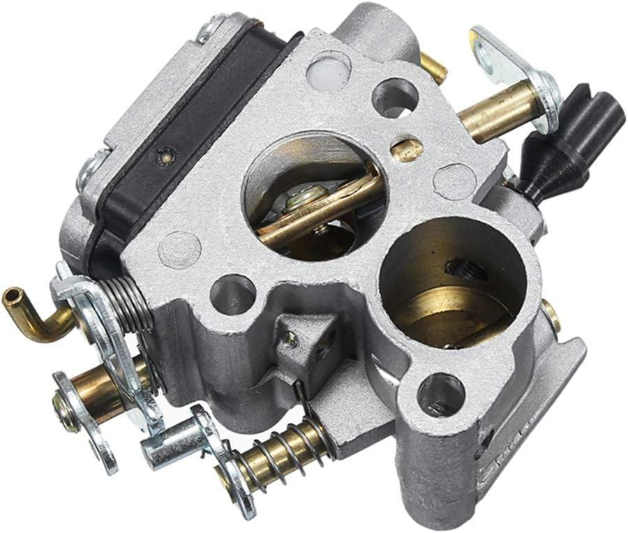 carburador de Sierra de Cadena RK-HYTQWR Carburador de Motosierra 574719402 545072601 para Husqvarn 235 235E 236 240 240E
