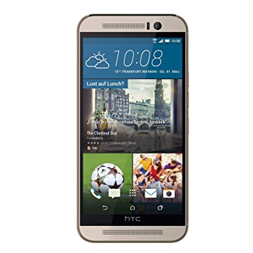 927b6f668dc HTC One - gold on silver - 4G HSPA+ - 32 GB - GSM  Amazon.co.uk ...