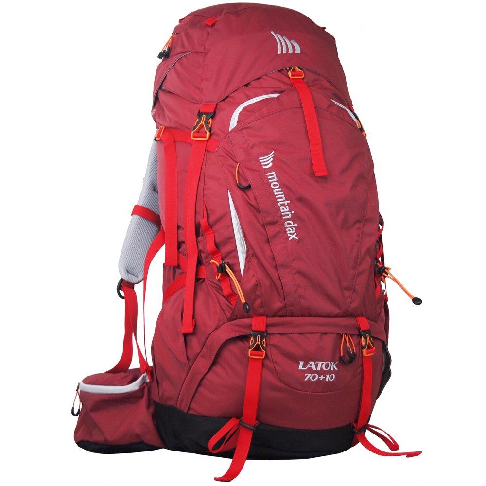 mountain dax(マウンテンダックス) ラトック70+10 DM-209-16 B01K1WJ1ZG バーガンディー