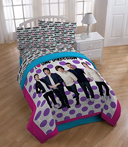 one direction comforter twin set - 1