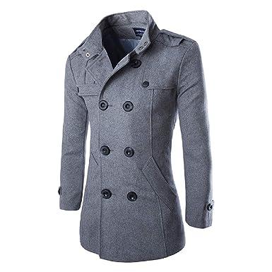 b5dd9ff9f23 Stylish Fashion Classic Coat