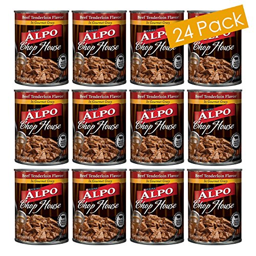 Purina ALPO Wet Canned Dog Food, Chop House Beef Tenderloin