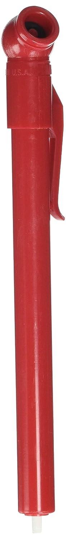 Milton S-911 Passenger Car - Single Chuck Head Tire Pressure Pencil Gauge Milton Industries