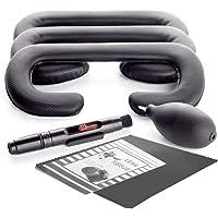 KIWI design Foam Coussin pour Le Visage pour HTC VIVE Remplacement 8mm / 12mm / 6mm avec des Kits de Nettoyage