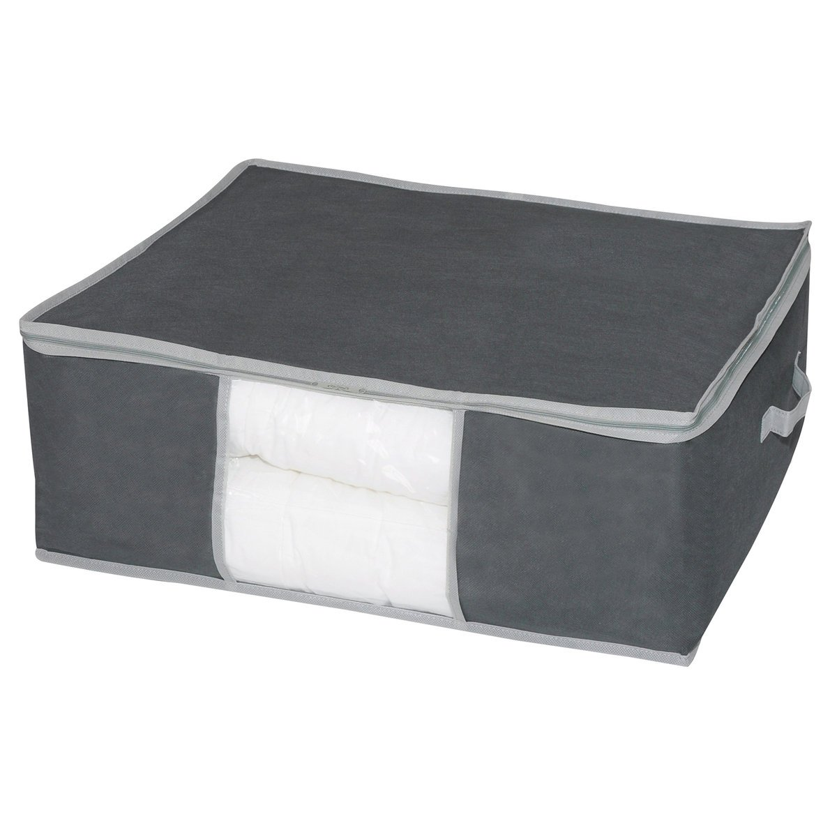 Specially For Duvets And Blankets Grey Size One Size La Redoute Interieurs Non-Woven Storage Bag