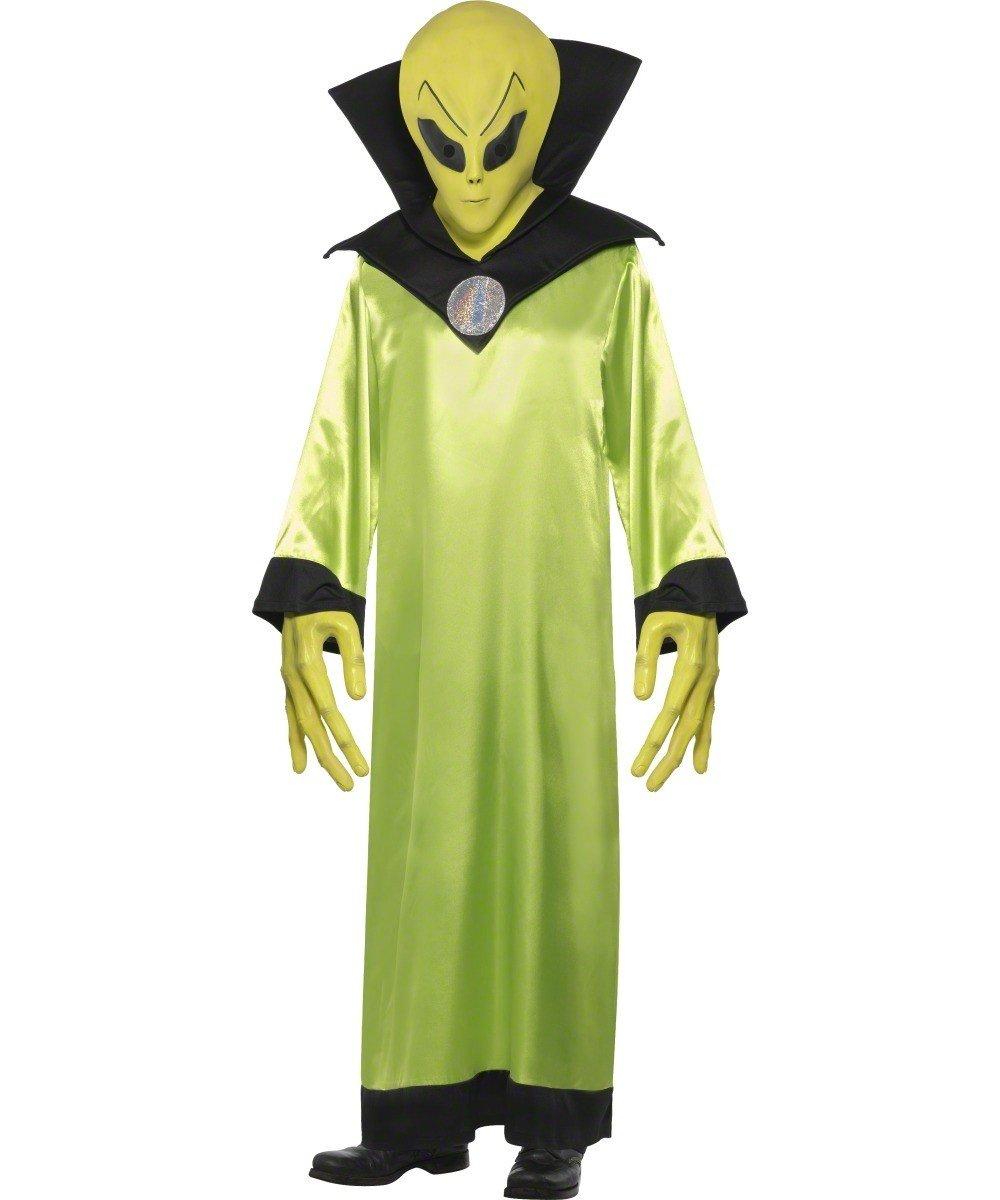 Halloween Kostüm Alien für für für Erwachsene 613ccc