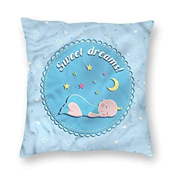 Amazon.com: HouseLook Sweet Dreams - Fundas de almohada ...