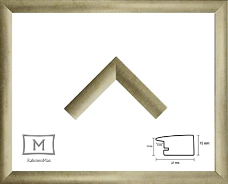 RahmenMax Picture/Poster/Photo Frame TOSKANA 15,7 x 50 Inch (40 x ...