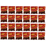 Sathers Boston Baked Beans Candy Coated Peanuts: 24 Bags Of 2 Oz