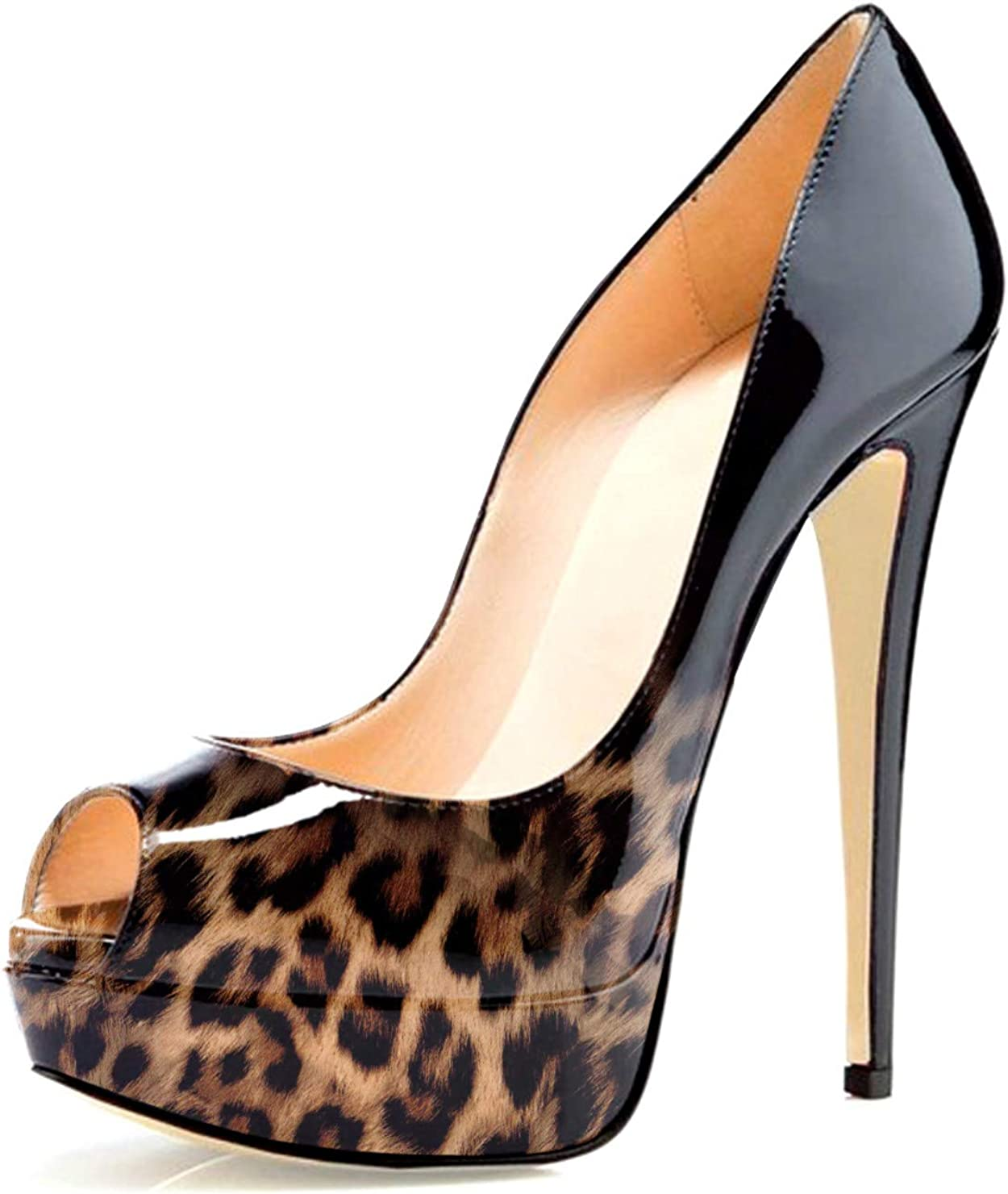 Mettesally Sandales Plateforme Femme,Sandales Bout Ouvert Femme,Club Soiree Chaussures