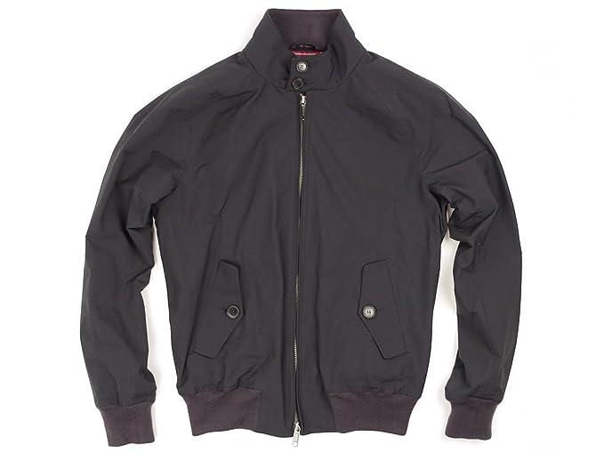 Baracuta Hombres moderna chaqueta clásica de harrington G9 ...