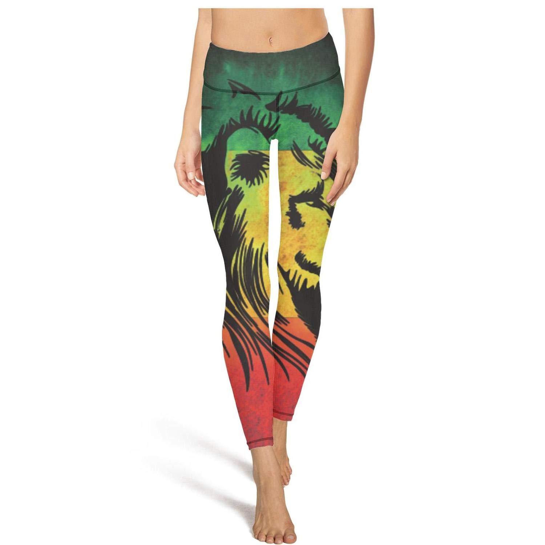99050f150b Amazon.com: Womens High Waisted Yoga Pants Mermaid Sloth Comfy Sports  Leggings: Clothing
