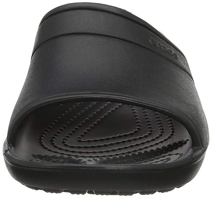 50abb3f78450 Amazon.com  Crocs Men s and Women s Classic Slide Sandal  Crocs  Shoes