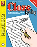 Cloze Reading (Reading Level 3) | Reproducible Activity Book