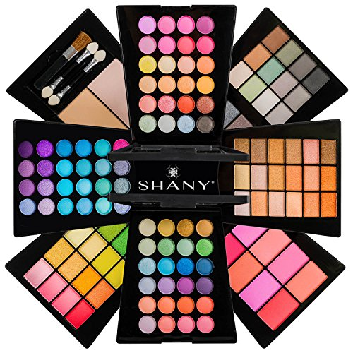 SHANY Beauty Cliche Makeup Palette Gift Set, Multi (Multi Makeup Kit)