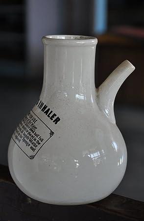 Indian Handicrafts Export Rare Vintage Dr Nelson S Inhaler 1945
