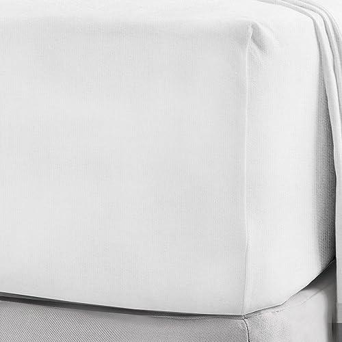 deep fitted flannelette single sheet. Black Bedroom Furniture Sets. Home Design Ideas