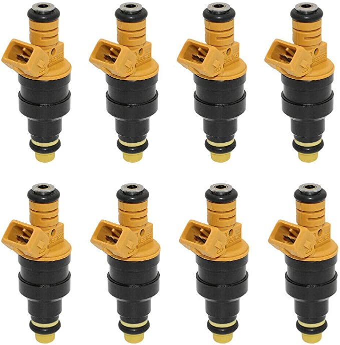8× Upgrade Fuel Injectors 0280156127 03-04 Ford Racing Mustang Cobra 4.6 5.0 V8