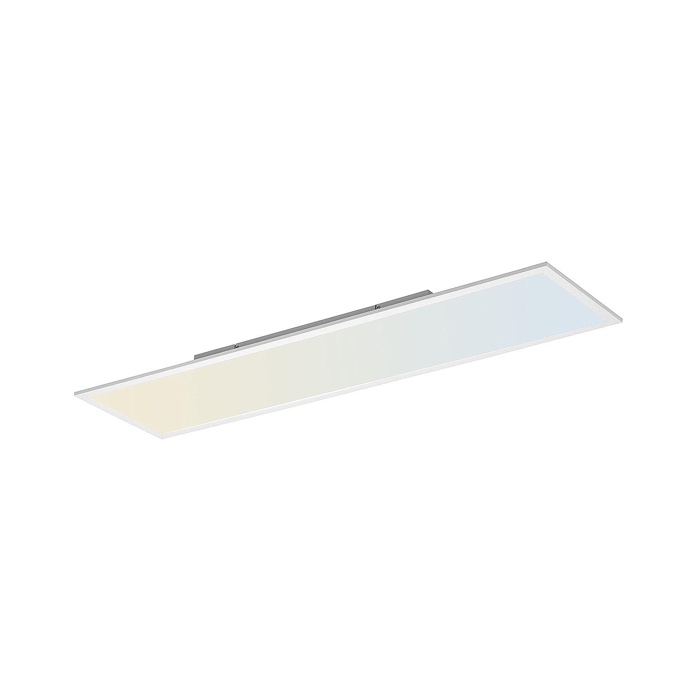 41W Warm-Wei/ß Tageslicht LeuchtenDirekt Flat 14533-16 LED-Panel EEK: LED Neutral-Wei/ß A++ - E