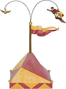 Department56 6002317 a Department56 Harry Potter Village Accessories Chasing The Snitch Animated Figurine, 9.84
