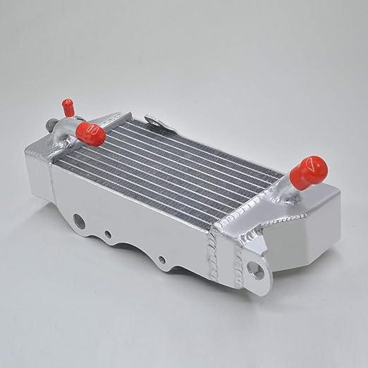 JFG RACING Motorcycle Radiator Coolant Silicone Hose Pipe Kit For Kawasaki KX100 1998-2009 KX100 2011-2013 KX80 1998-2000 KX85 2001-2013-Green