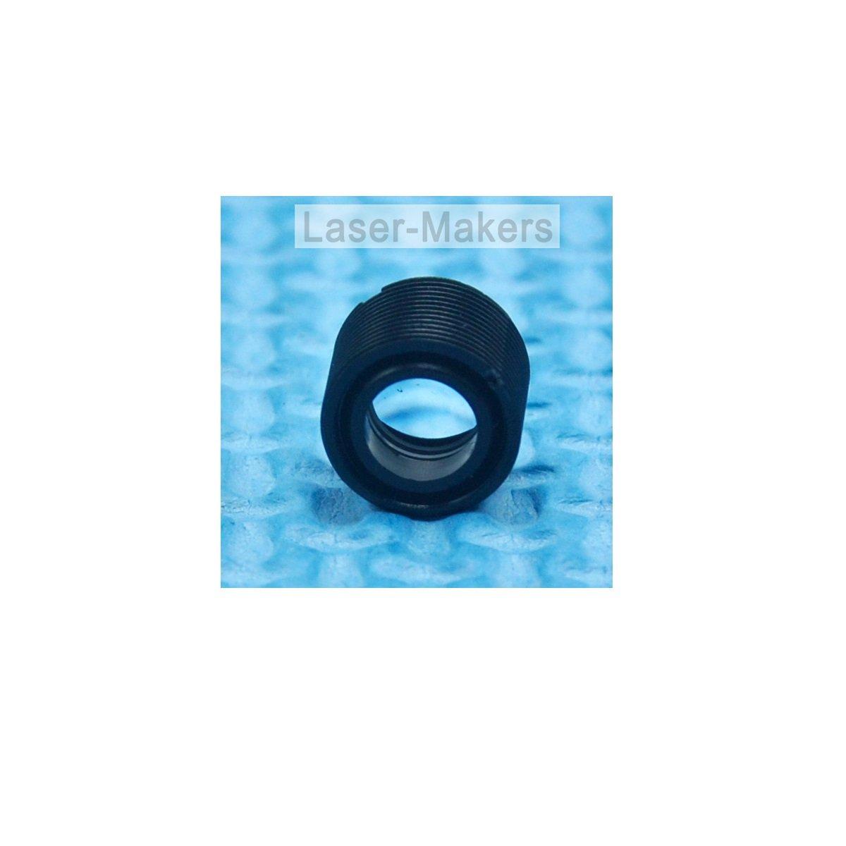 5pcs 200nm-1100nm Laser Collimating//Focusable Lens Plastic w// M9x0.5 Holder