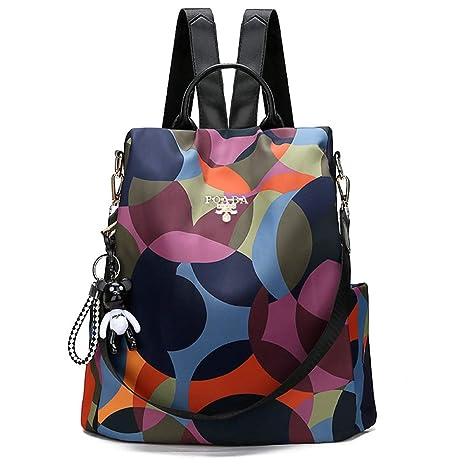 YNNB Fashion Splice Mummy Bag, Impresión Multifuncional ...