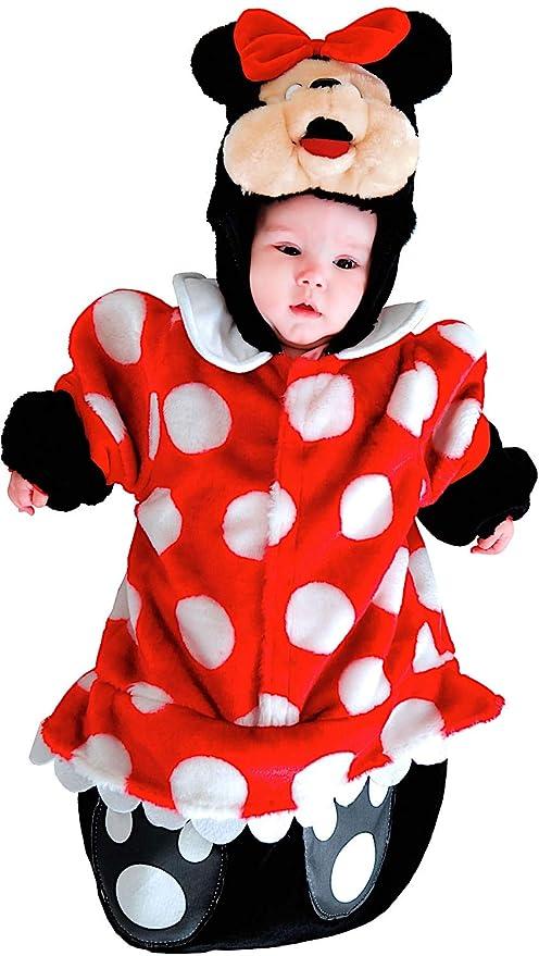 89a44d9d12 COSTUME di CARNEVALE da SACCOTTINO TOPINA vestito per neonato bambino 0-3  Mesi travestimento veneziano