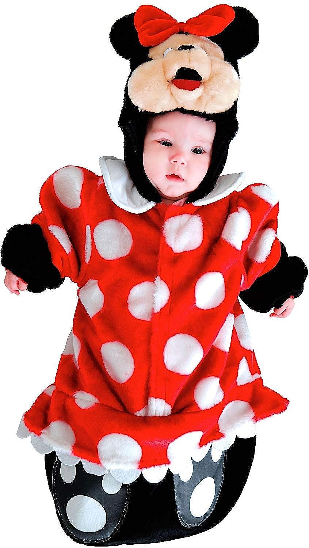 Veneziano Carnevale Venizano CAV88381-XS - Babykostüm SACCOTTINO TOPINA - Alter: - Größe: XS