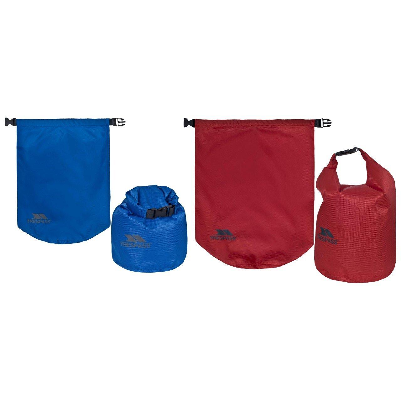 Trespass Euphoria 2 Piece Dry Bag Set 10 And 15 Liters