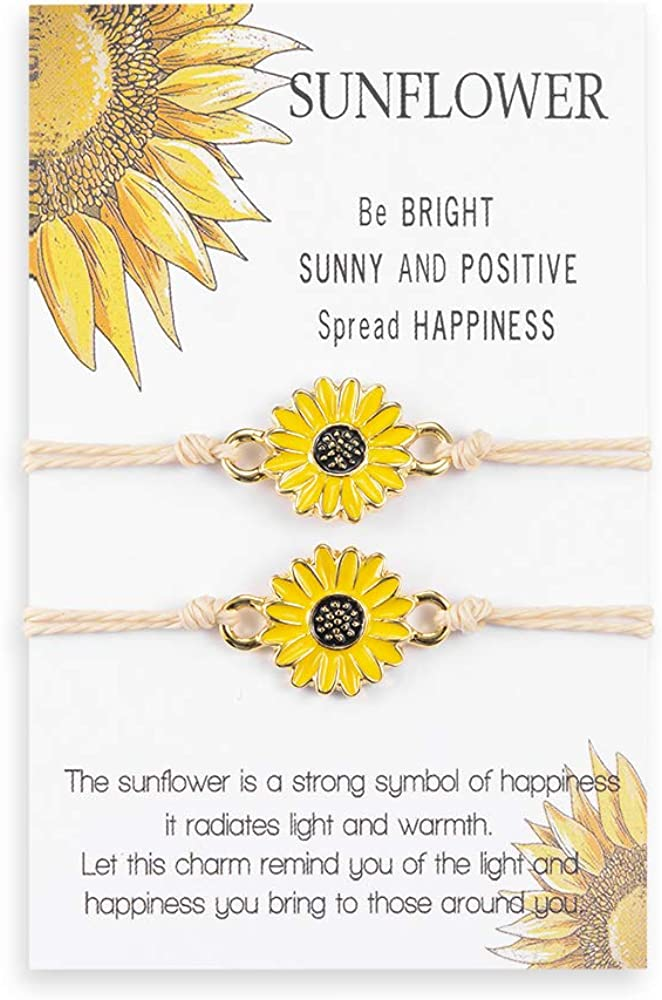 Jeka Sunflower Boho...