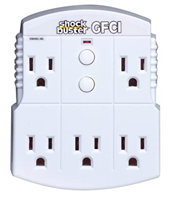 Fantastic Tower Manufacturing 30339015 15 Amp Gfci 5 Outlet Adapter Wiring Digital Resources Cettecompassionincorg