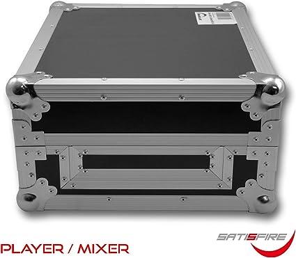 satisfire Case para reproductor y licuadora Equipment case Solider ...